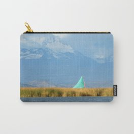 Titicaca sail 1 Carry-All Pouch