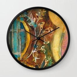 Gibson Hummingbird Acoustic Guitar Wall Clock