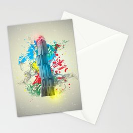 IFC Hong Kong Abstract Stationery Cards