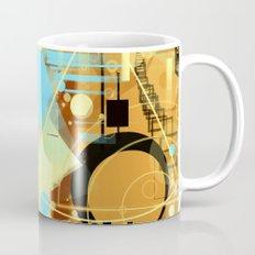 Time of Pyramids Mug
