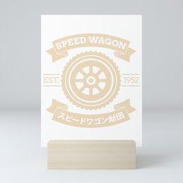 SPW - Speed Wagon Foundation Mini Art Print