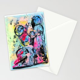 Get into it Stationery Cards