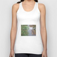 stockholm Tank Tops featuring Stockholm Autumn by Susan in Paris
