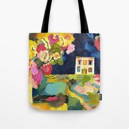 Nightgarden Tote Bag
