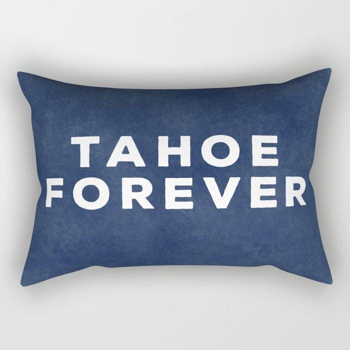 Tahoe Forever Rectangular Pillow