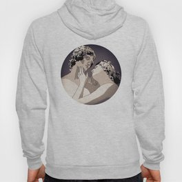 We threw our hearts into the sea Hoody