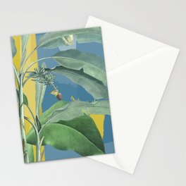 Tropical heaven Stationery Cards