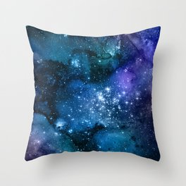 Exploring the Universe 21 Throw Pillow