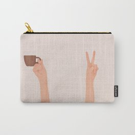 Good Peaceful Morning Carry-All Pouch