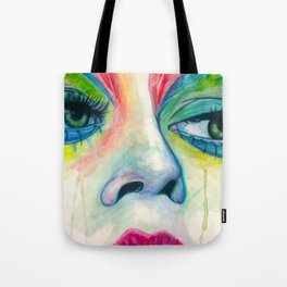All Made Up Tote Bag