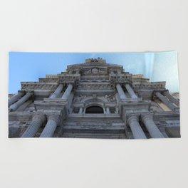 City Hall Wonder (Philadelphia) Beach Towel