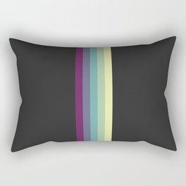 Retro Tigmamanukan Rectangular Pillow