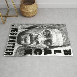 George Floyd - Black Lives Matter Rug