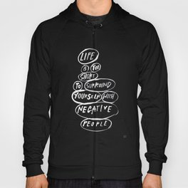 POSITIVE PEOPLE SURROUND SYSTEM Hoody