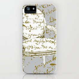 a French Chair iPhone Case