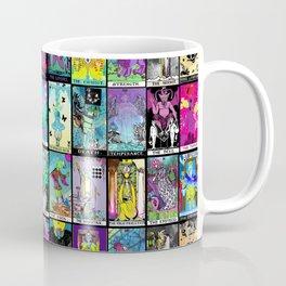 Tarot Major Arcana Coffee Mug