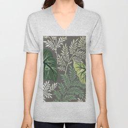 Wild Garden Unisex V-Neck