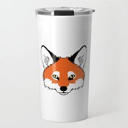 Oh For Fox Sake Funny Fox Hound T-Shirt Travel Mug
