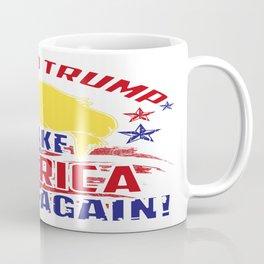 Donald Trump - Make America Crazy Again! Coffee Mug