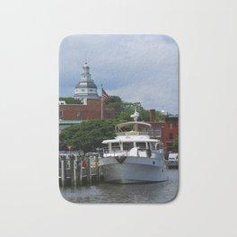 Annapolis Harbor Bath Mat