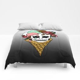 Hella Dark Comforters