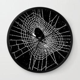 cobweb Wall Clock