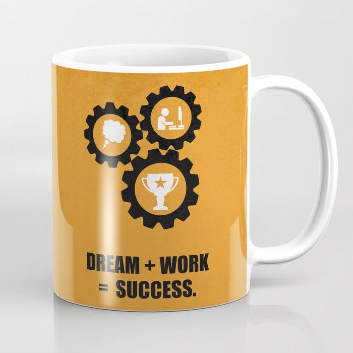 lab no dream work success life inspirational quote quotes
