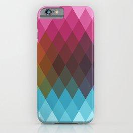 Fig. 022 Geometric Print iPhone Case