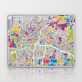 Mendoza Argentina City Street Map Laptop & iPad Skin