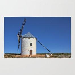 Spanish Windmill Rug