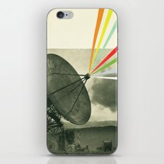Earth Calling iPhone Skin