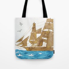 Accompanied - Acompañado - Accompagné Tote Bag