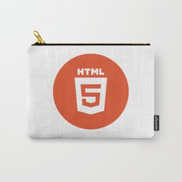 HTML (HTML5) Carry-All Pouch