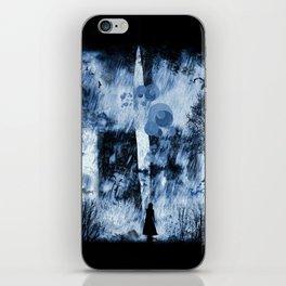 rain walker redux iPhone Skin
