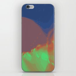 Psychedelica Chroma XII iPhone Skin