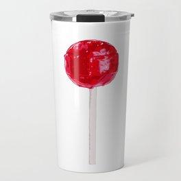 red blow pop Travel Mug