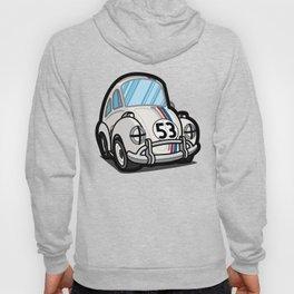 Cartoony - Racing Herbie Hoody