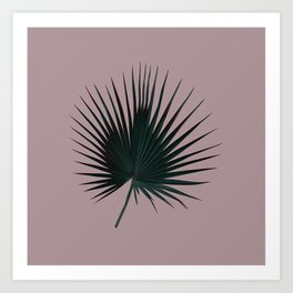 Palm Leaf Edition Art Print