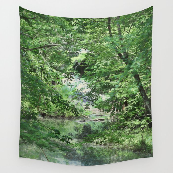 Hidden Creek Wall Tapestry
