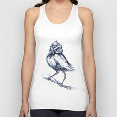 Do not kill the mockingbird Unisex Tank Top