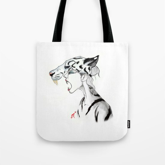 The Masquerade:  The Siberian Tote Bag