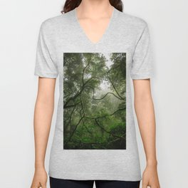 In the heart of the forest Unisex V-Neck