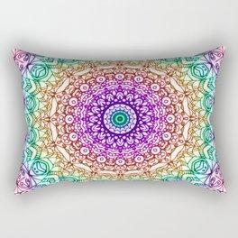 Mandala Mehndi Style G379 Rectangular Pillow
