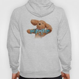 The Adventures of Puppup with Title Hoody