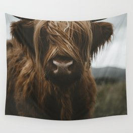 Scottish Highland Cattle Wall Tapestry