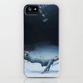 An Underwater Spell iPhone Case