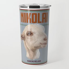 Rancho Relaxo Fundraiser: In Memory of Nikolai Travel Mug