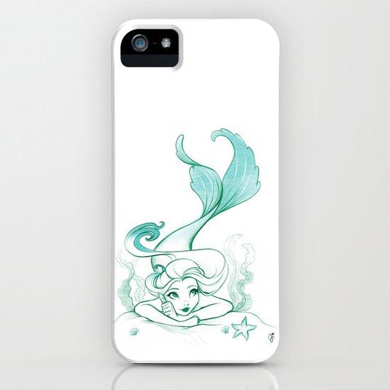 Seaweed Mermaid by jaqirabbit