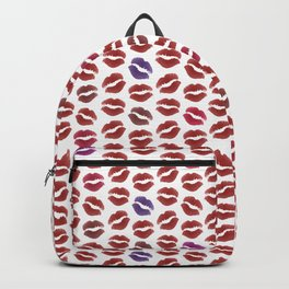 Lips Backpack