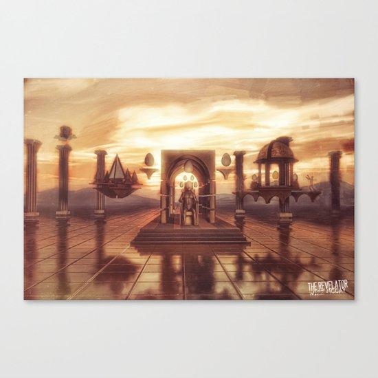 The Revelator Canvas Print